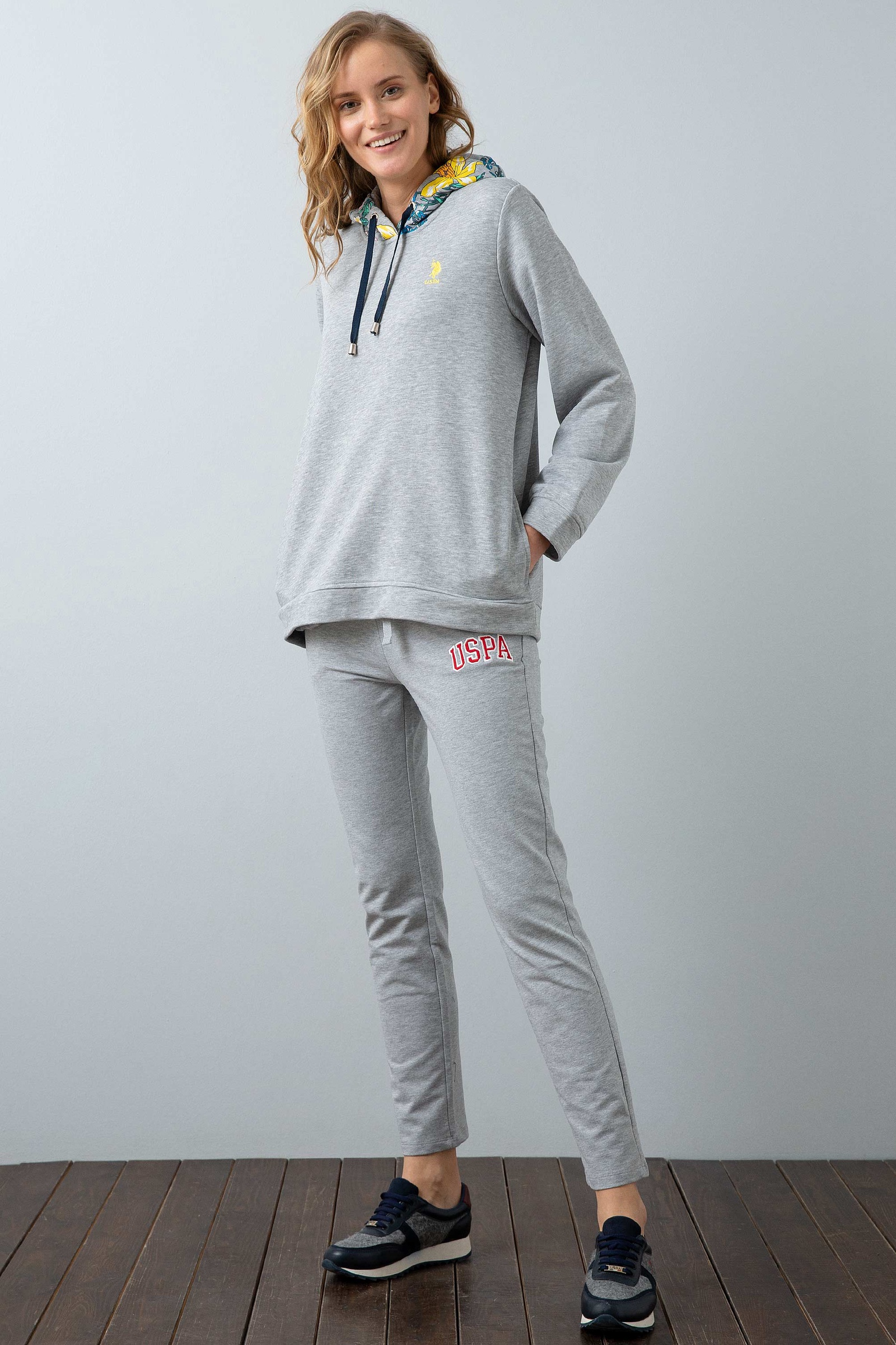 Брюки спортивные U.S. Polo Assn. брюки мужские u s polo assn цвет серый g081sz0780kenn8k vr006 размер 30 46