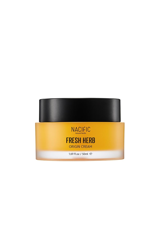 Крем для лица Nacific Fresh Herb Origin Cream увлажняющий и питательный крем на основе трав Нет бренда