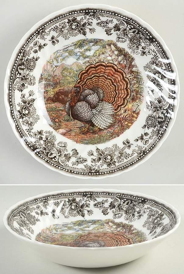 Глубокая тарелка 22 см Majestic Beauty CHURCHILL