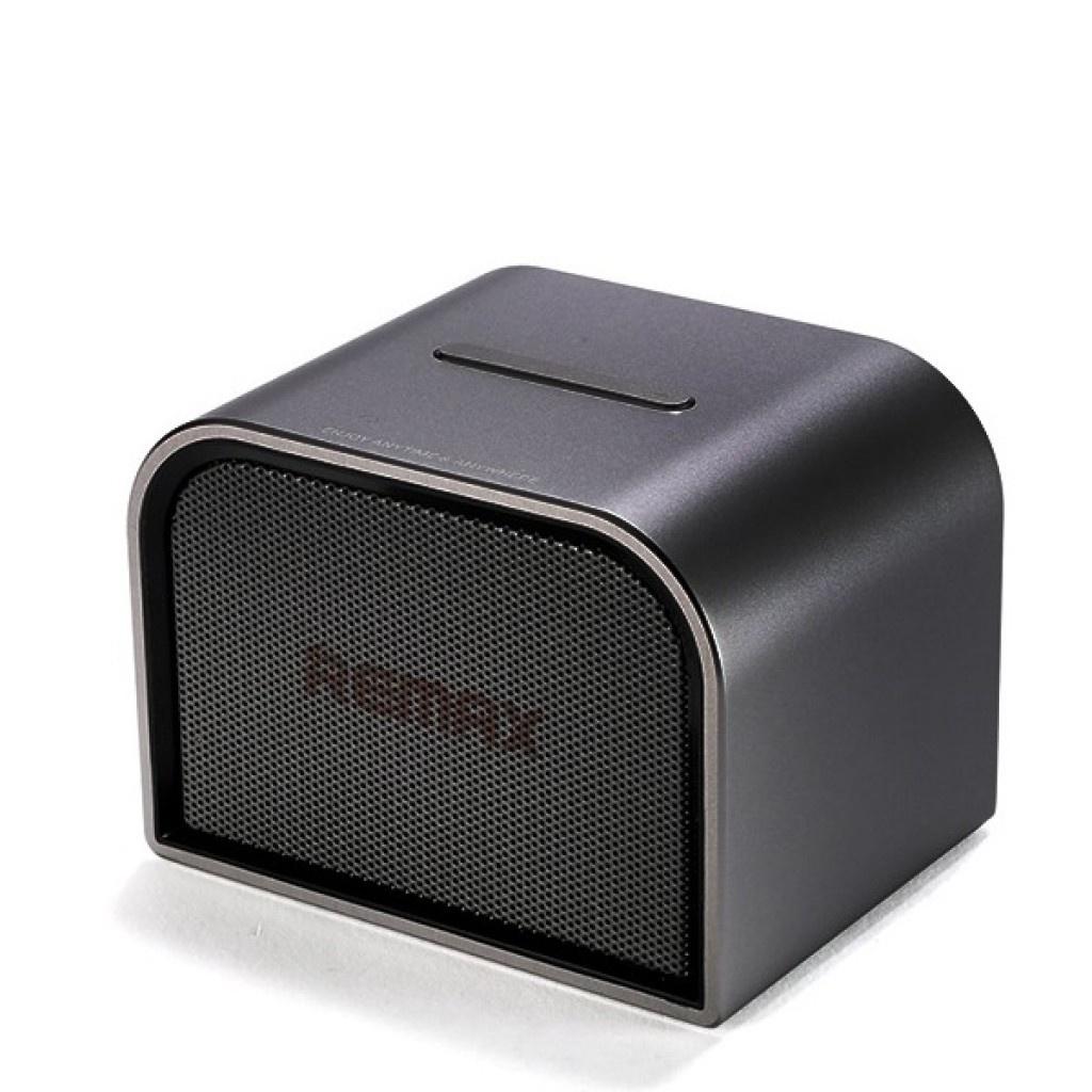 Колонка Bluetooth Remax RB-M8 Mini черный колонка remax m8 mini silver