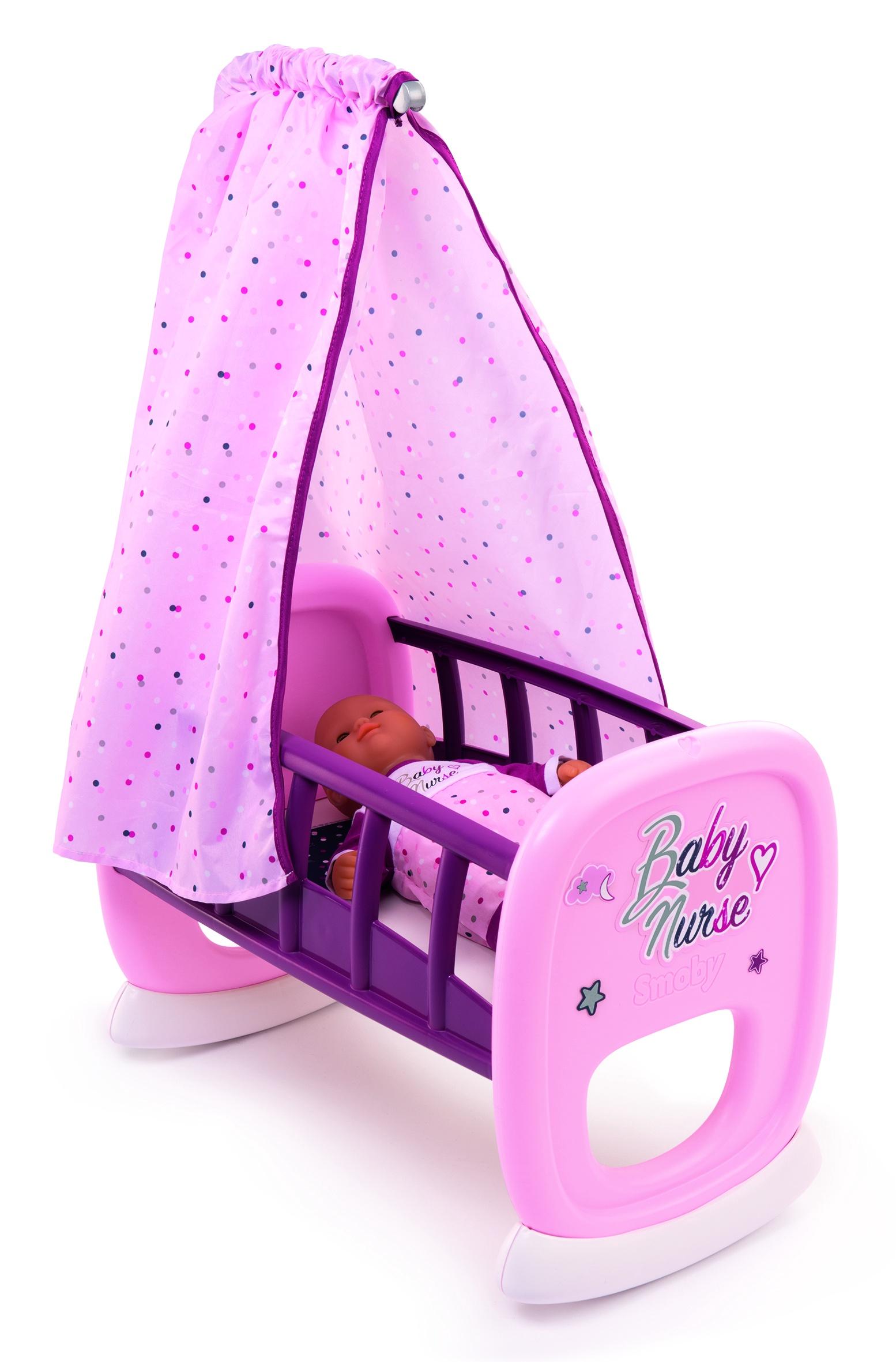 Baby Nurse Колыбель для пупса, 46,9х27,2х68,7 см