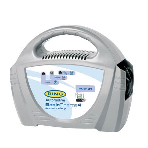 цена на Устройство зарядное Ring Automotive RECB104 (12В, 4А)