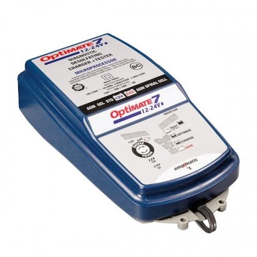 Зарядное устройство OptiMate 7 Select TM260 (12/24В) OptiMate