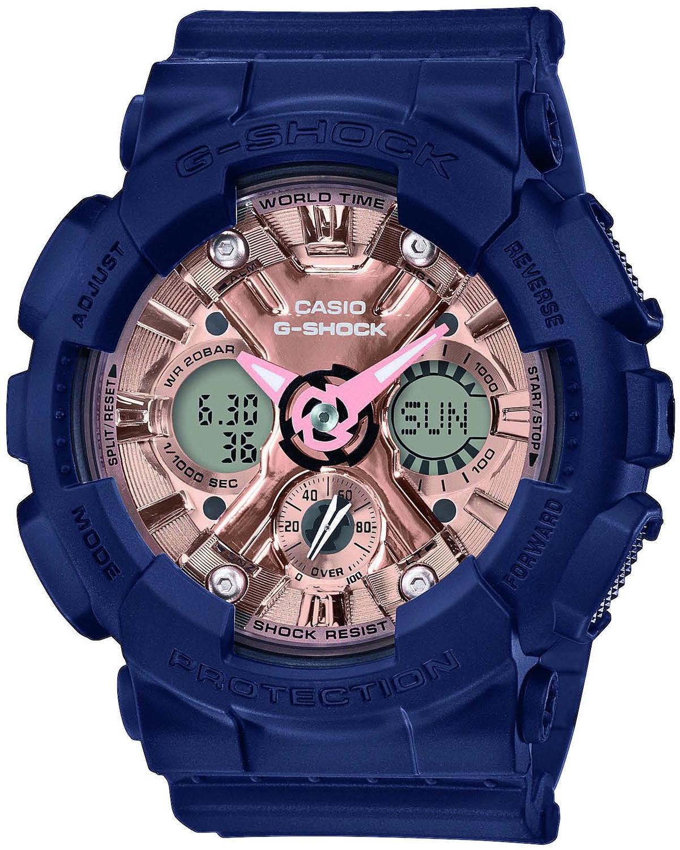 Часы Casio G-Shock GMA-S120MF-2A2ER