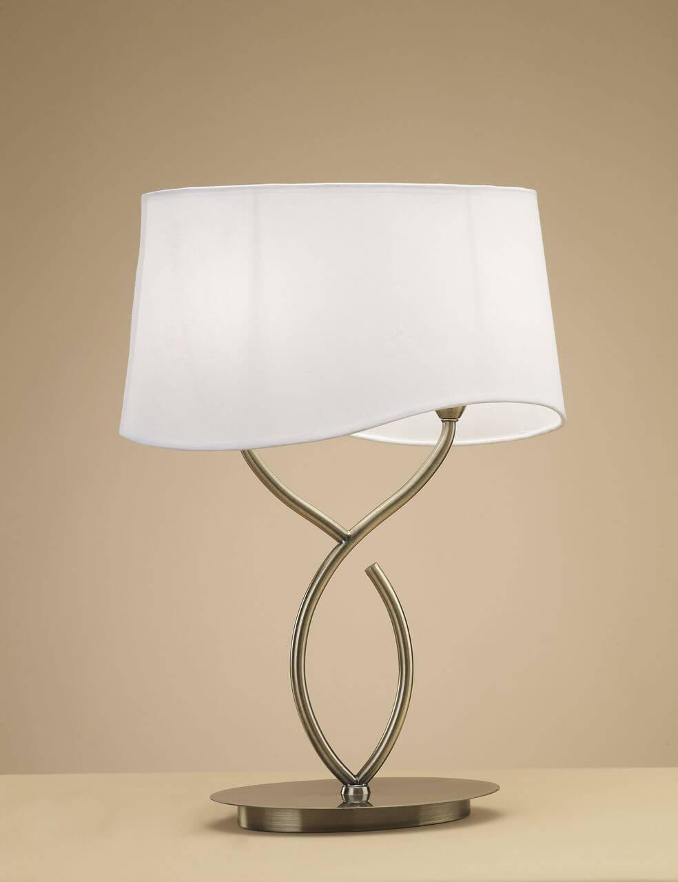 Настольный светильник Mantra 1926, E14, 20 Вт цена
