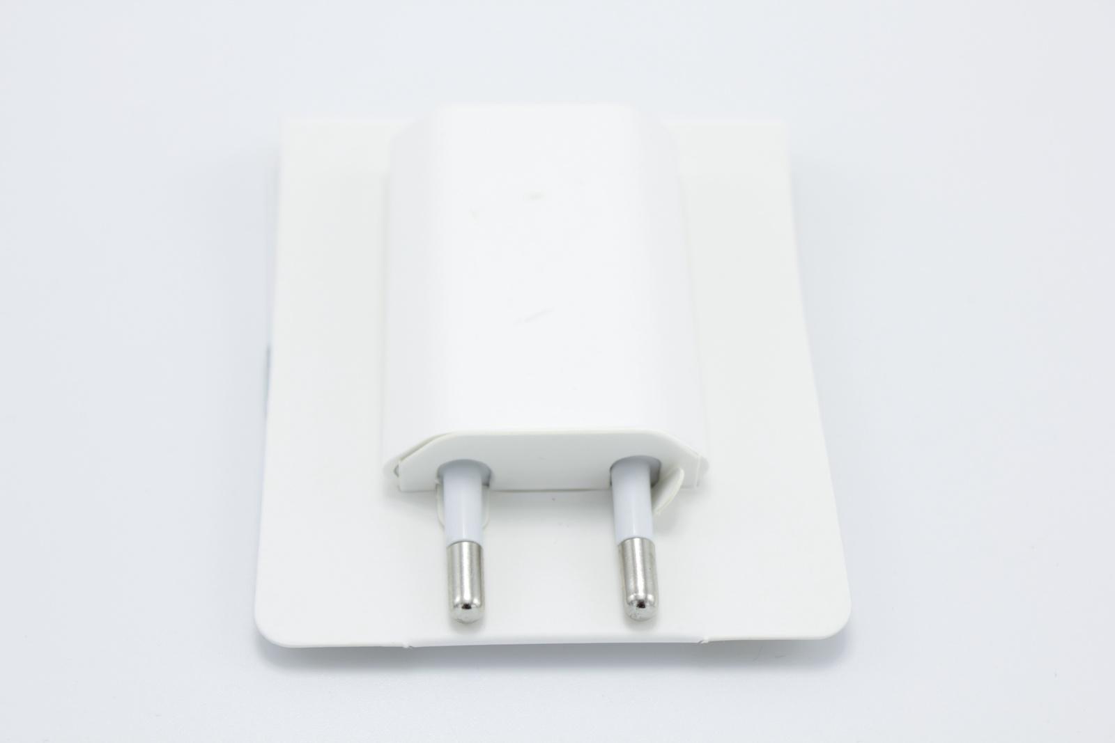 Зарядное устройство, адаптер-вилка для Apple iPhone все цены