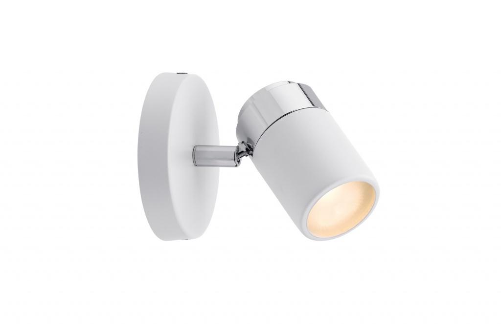 цена на Светильник Zyli IP44 max1x10W GU10 Ws/Chr