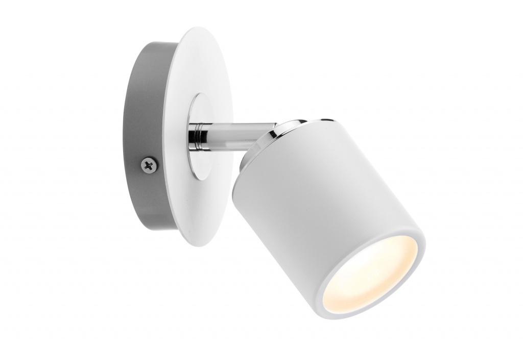 цена на Светильник Tube IP44 max1x10W GU10 Ws/Chr