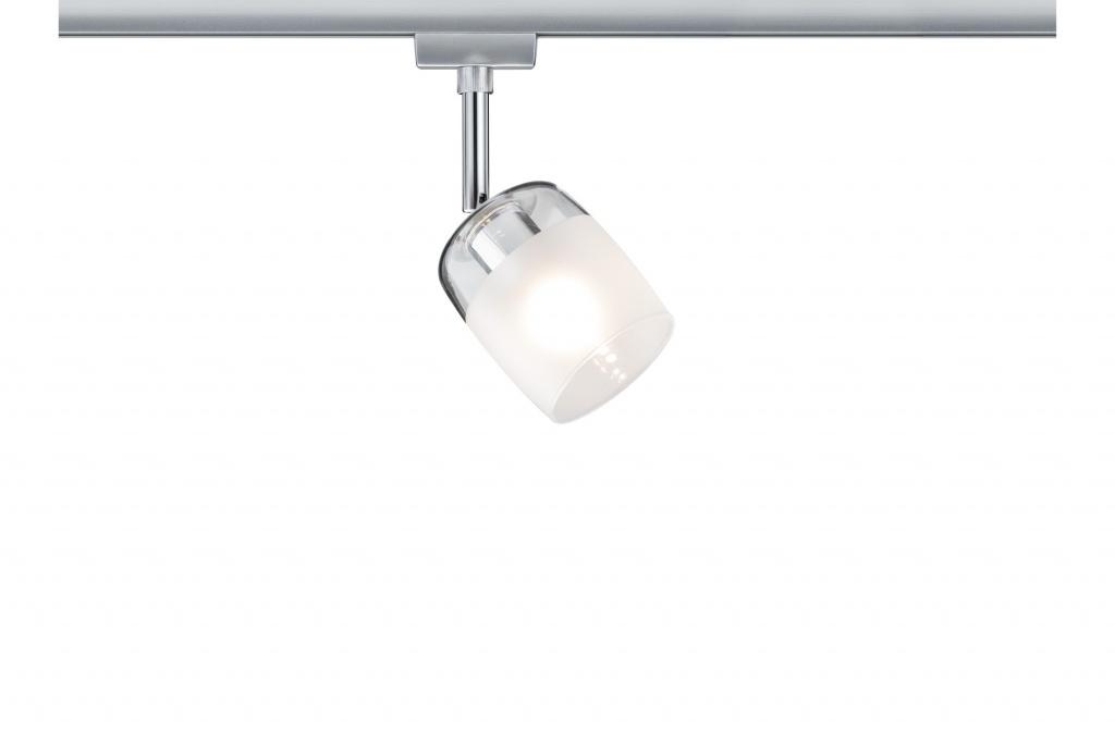 Светильник URail Spot Blossom max 1x25W G9 Ch/S/K elvan точечный светильник elvan g9 c1115 s g
