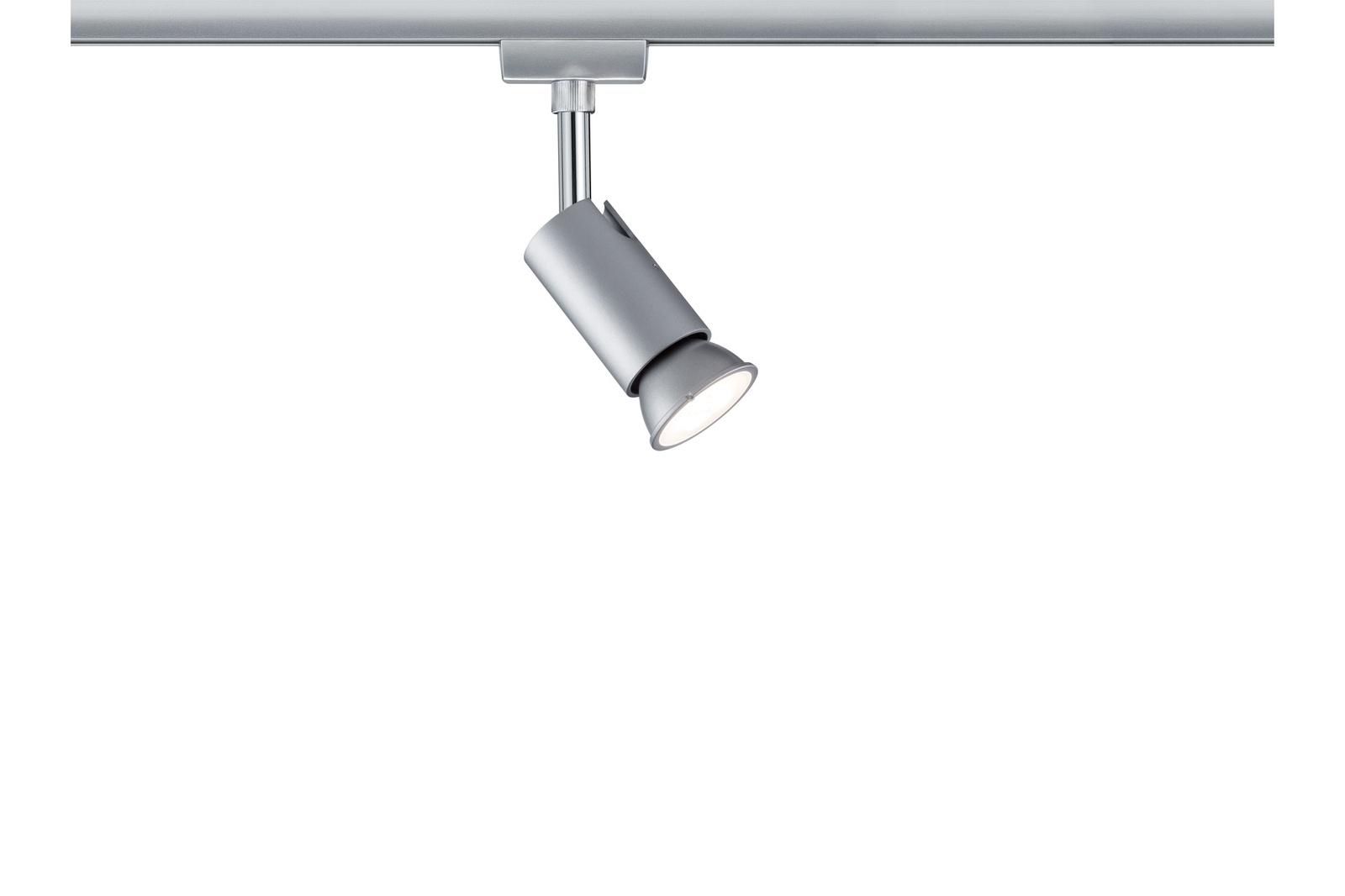 Светильник для трековой системы URail Spot Pure I max 1x10W GU10, хром матовый