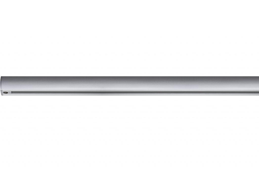 Шина для шинной системы U-RAIL 230V L&E max.1000W 230V 0,5m, хром матовый цена