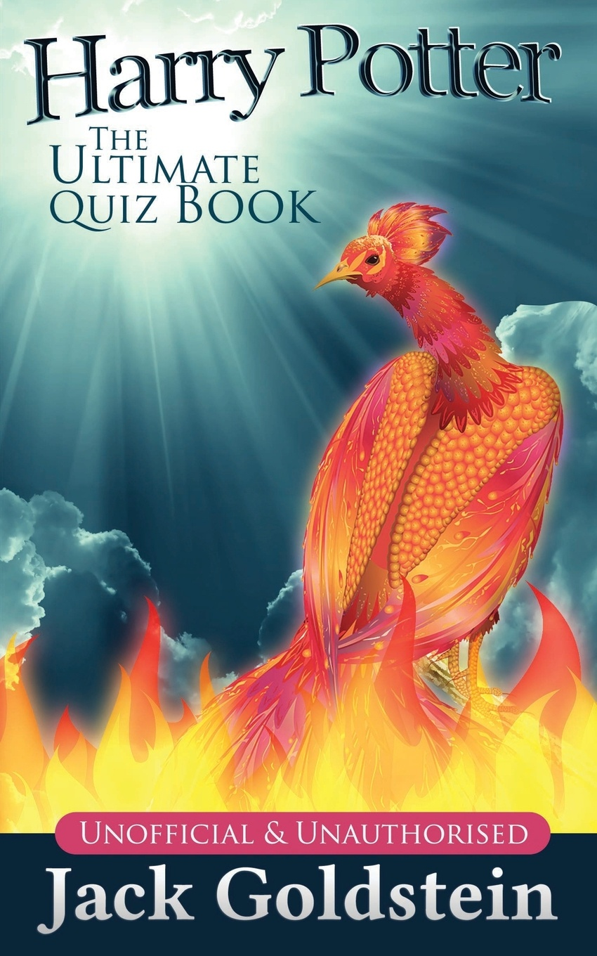 Jack Goldstein Harry Potter. The Ultimate Quiz Book jack goldstein frankie taylor harry potter the ultimate book of facts