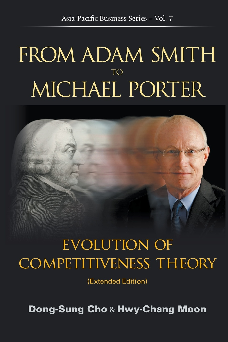 Dong-Sung Cho, Hwy-Chang Moon From Adam Smith to Michael Porter. Evolution of Competitiveness Theory michael marshall smith one of us
