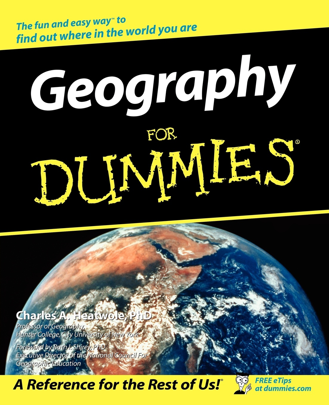 Charles A. Heatwole, Heatwole Geography for Dummies. charles hoffman xbrl for dummies