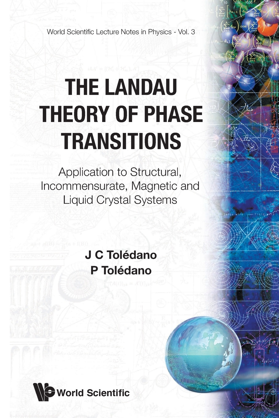 J C Tolédano, P Tolédano LANDAU THEORY OF PHASE TRANSITIONS, THE. APPLICATION TO STRUCTURAL, INCOMMENSURATE, MAGNETIC AND LIQUID CRYSTAL SYSTEMS картина по номерам школа талантов зимний дом 1675811 30 х 40 см