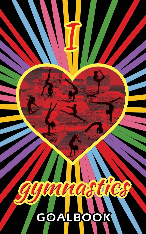 I Love Gymnastics Goalbook (black/stripes cover #1). WAG junior