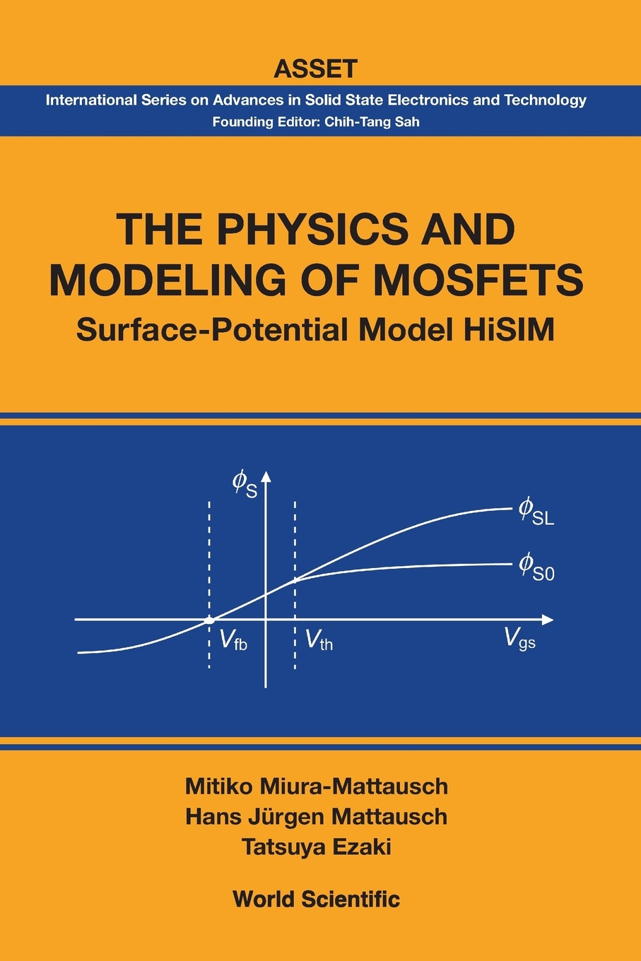 Mitiko Miura-Mattausch, Hans Jurgen Mattausch, Tatsuya Ezaki PHYSICS AND MODELING OF MOSFETS, THE. SURFACE-POTENTIAL MODEL HISIM free shipping 100pcs bc847b sot 23 original npn transistor sot23 bc847 transistor diodes smd npn general purpose transistors