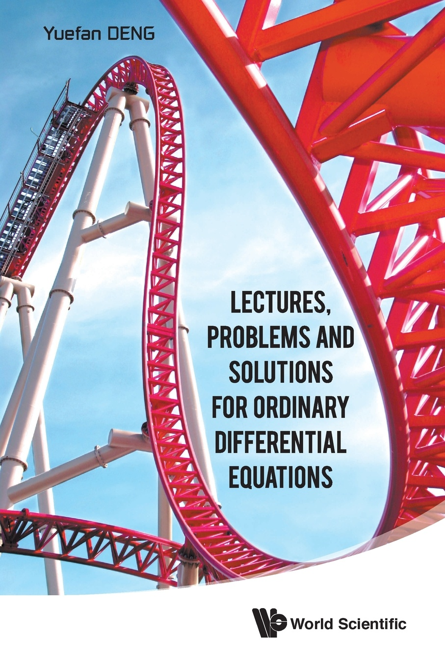 лучшая цена YUEFAN DENG Lectures, Problems and Solutions for Ordinary Differential Equations