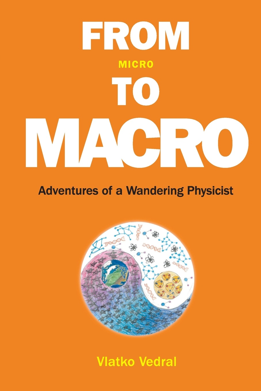 Vlatko Vedral From Micro to Macro. Adventures of a Wandering Physicist soumyajit mukherjee ductile shear zones from micro to macro scales