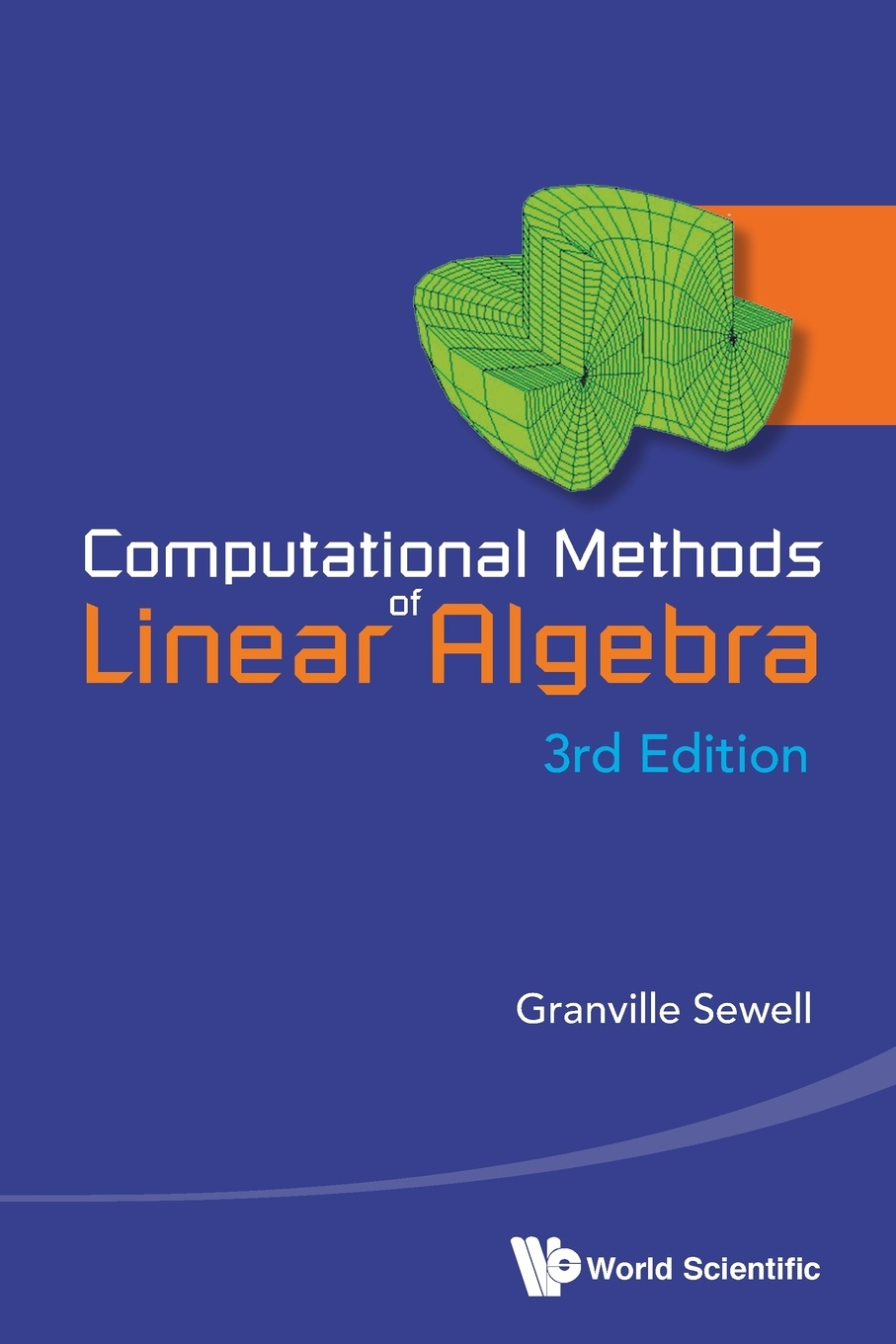 Granville Sewell Computational Methods of Linear Algebra the penguin problems book notebook