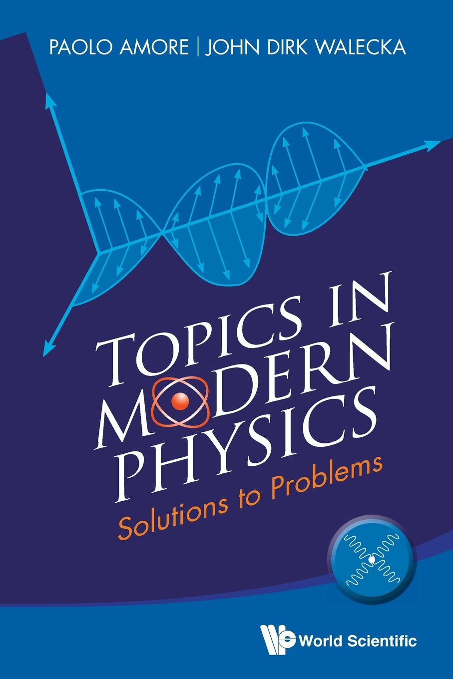 JOHN DIRK WALECKA, PAOLO AMORE Topics in Modern Physics. Solutions to Problems john s bell on the foundations of quantum mechanics