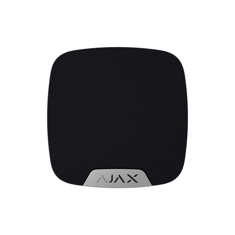 Беспроводная комнатная сирена Ajax HomeSiren черная 8681.11.BL1 умная система ajax socket чёрная 13327 34 bl1
