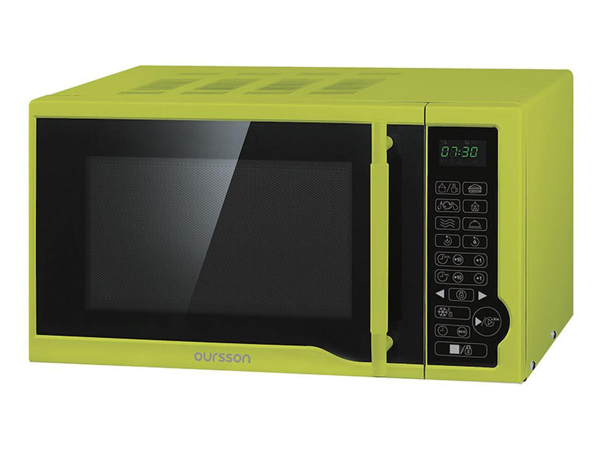Микроволновая печь Oursson MD2042, зеленый