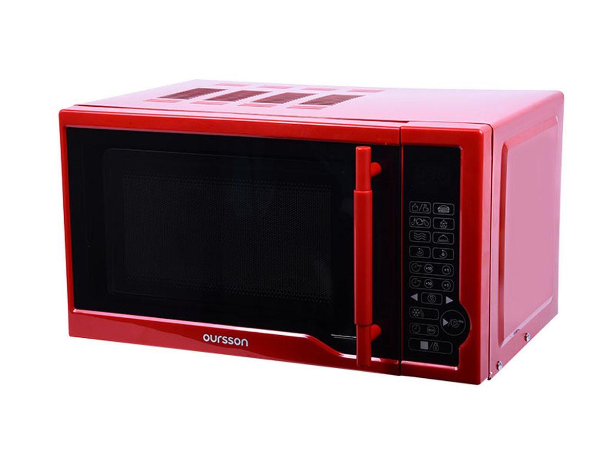 Микроволновая печь Oursson MD2042, красный