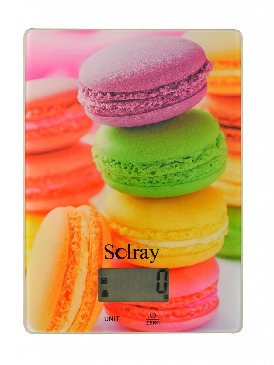 Кухонные весы Solray SLR-1914MAC