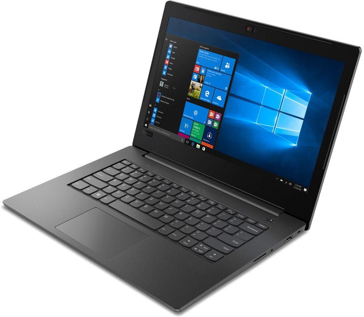 14 Ноутбук Lenovo V130-14 81HQ00EARU, серый ноутбук lenovo ideapad 320 15isk 80xh01cmrk выгодный набор серт 200р intel core i3 6006u 2 0 ghz 8192mb 1000gb intel hd graphics wi fi bluetooth cam 15 6 1920x1080 dos