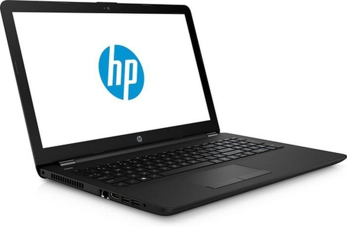 15,6 Ноутбук HP 15-da0406ur 6PX20EA, черный ноутбук irbis nb211 intel celeron n3350 1 1 ghz 3072mb 32gb ssd intel hd graphics wi fi bluetooth cam 11 6 1920x1080 windows 10 home