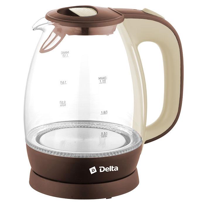 Электрический чайник Delta DL-1203