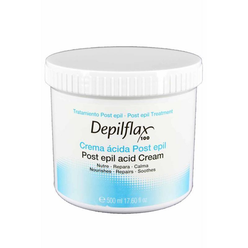 Depilflax Сливки для кожи после эпиляции, 500 мл. для эпиляции крем