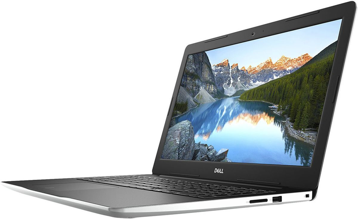 15,6 Ноутбук Dell Inspiron 3584 3584-5147, белый