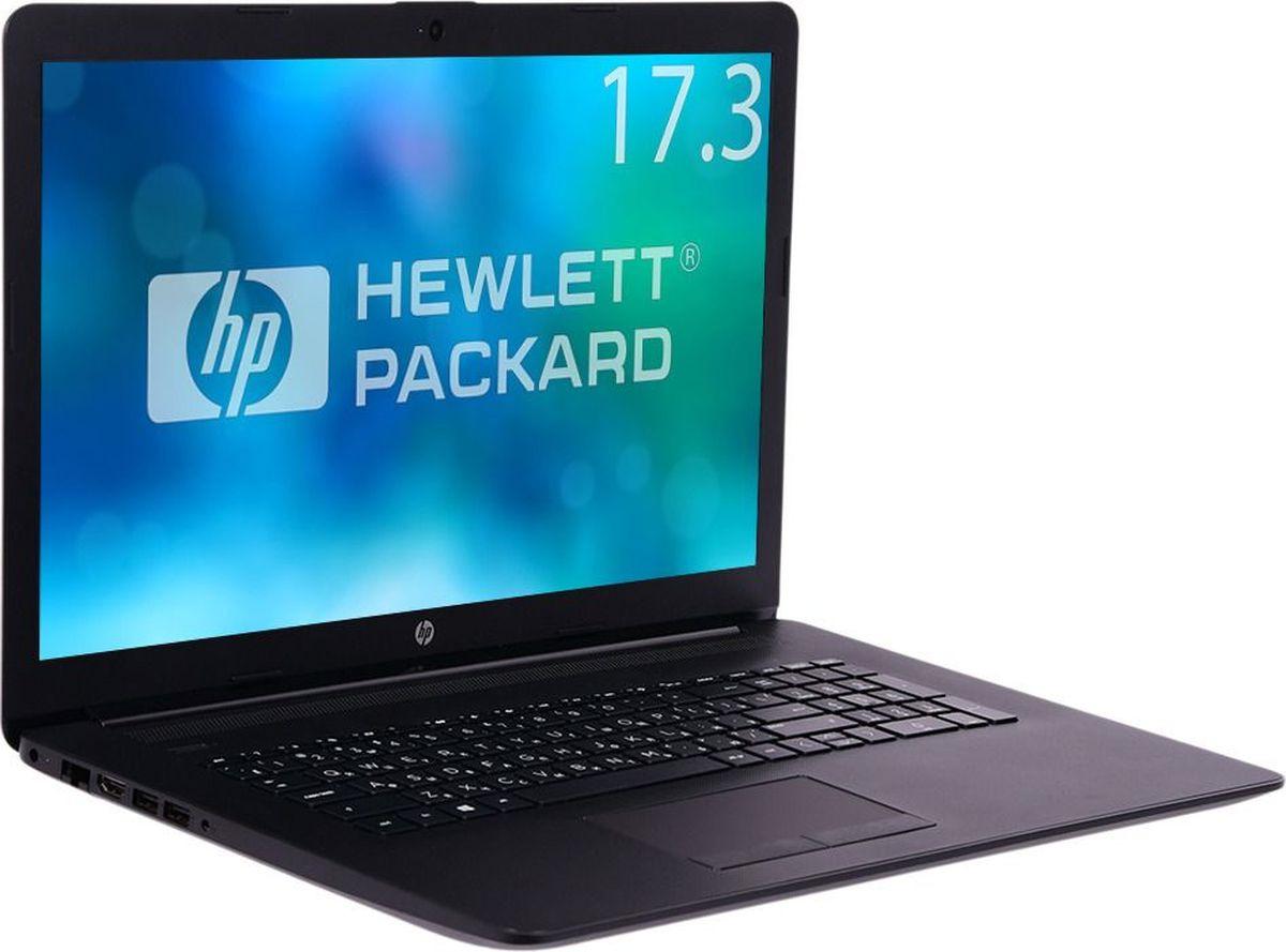 17,3 Ноутбук HP 17-ca0132ur 6RP98EA, черный цена
