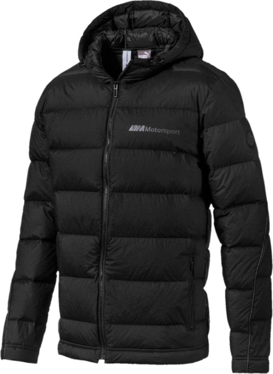 Пуховик PUMA Bmw Mms Down Jacket пуховик мужской puma ferrari down jacket цвет черный 57667402 размер s 44 46