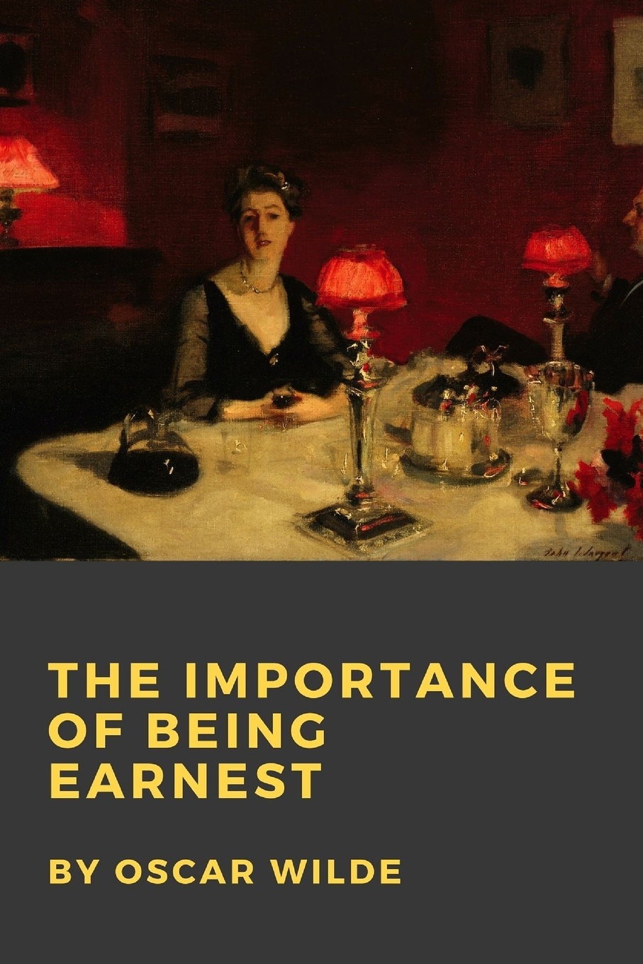 Oscar Wilde The Importance of Being Earnest oscar wilde the ballad of reading gaol a poetry