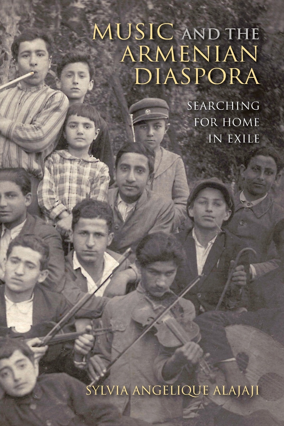 Sylvia Angelique Alajaji Music and the Armenian Diaspora. Searching for Home in Exile godwin sadoh five decades of music transmutation in nigeria and the diaspora