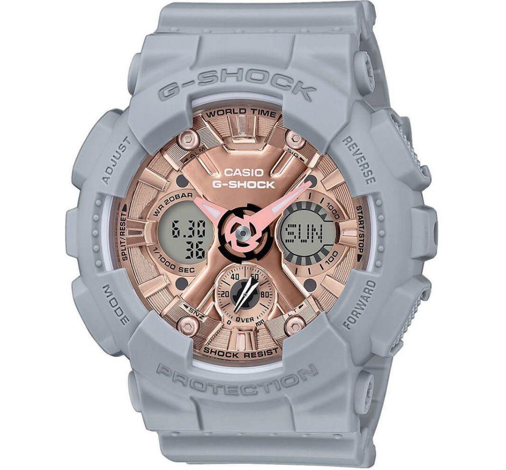 Часы Casio G-Shock GMA-S120MF-8AER
