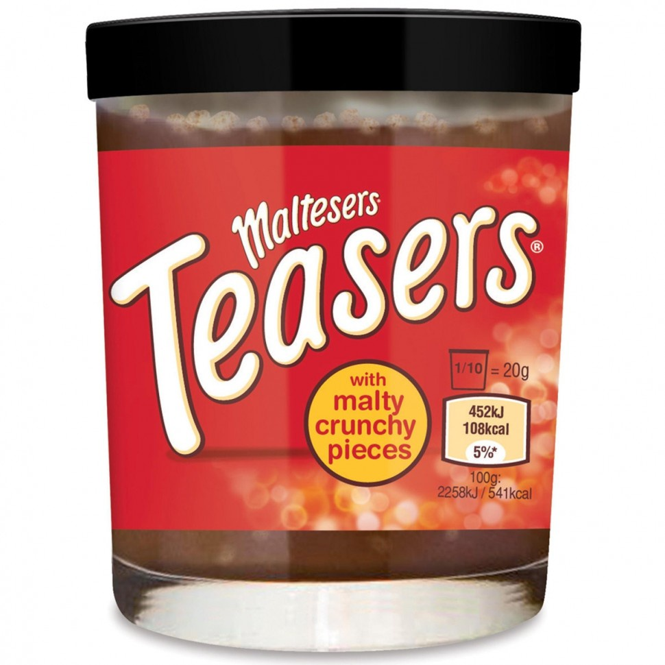 Шоколадная Паста Maltesers 200 гр