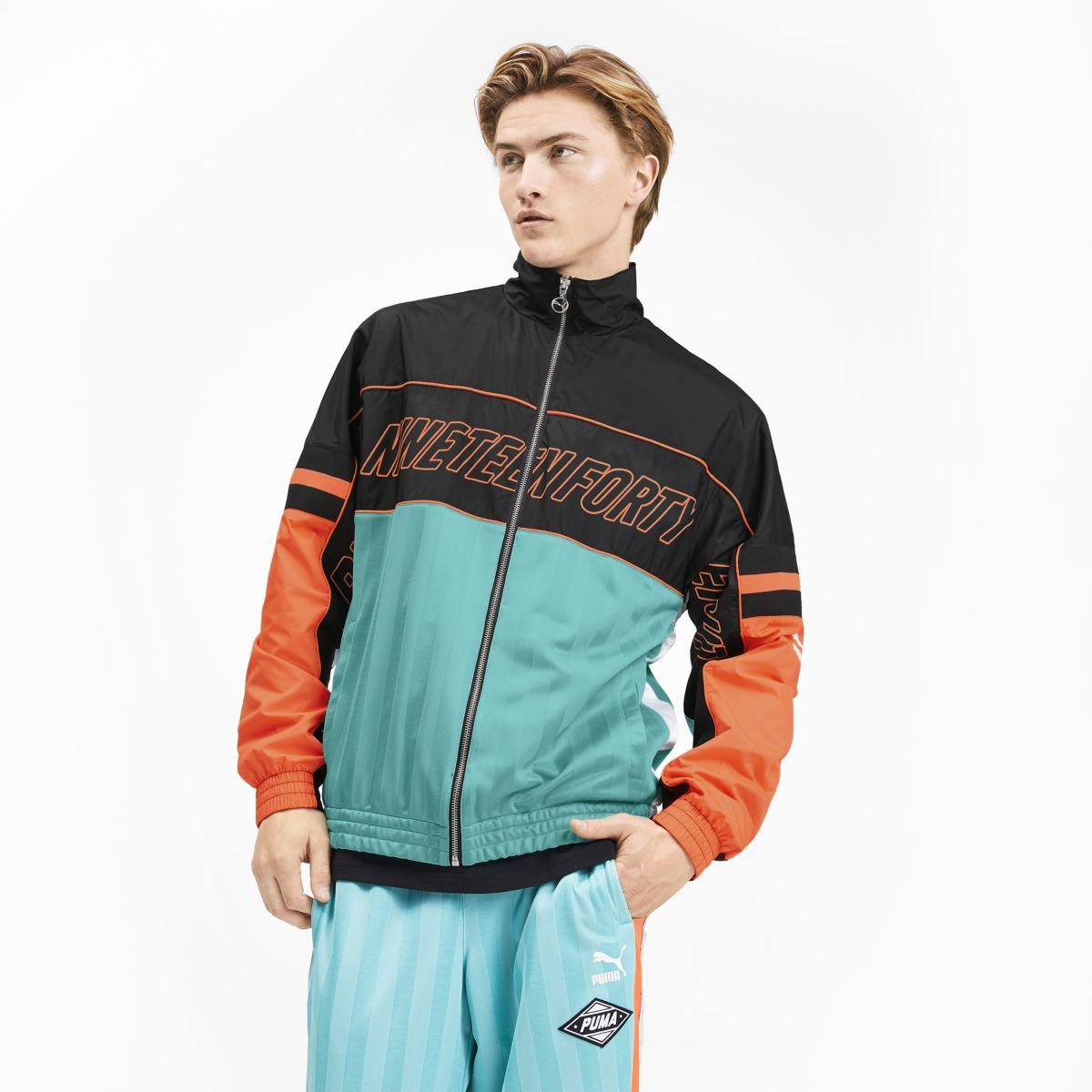 Толстовка PUMA Luxtg Woven Jacket цена