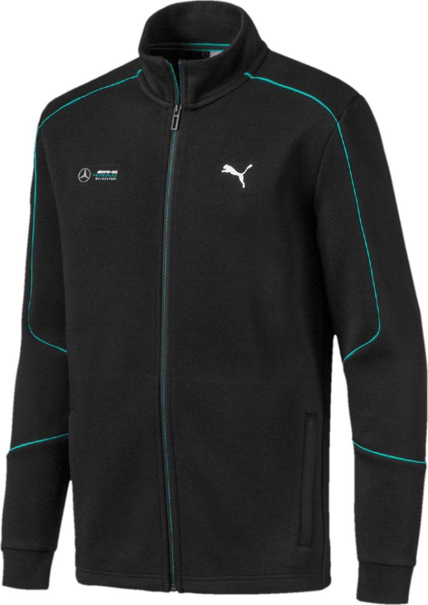 Толстовка PUMA Mapm Sweat Jacket олимпийка мужская puma bmw ms sweat jacket цвет темно синий 57525601 размер l 48 50