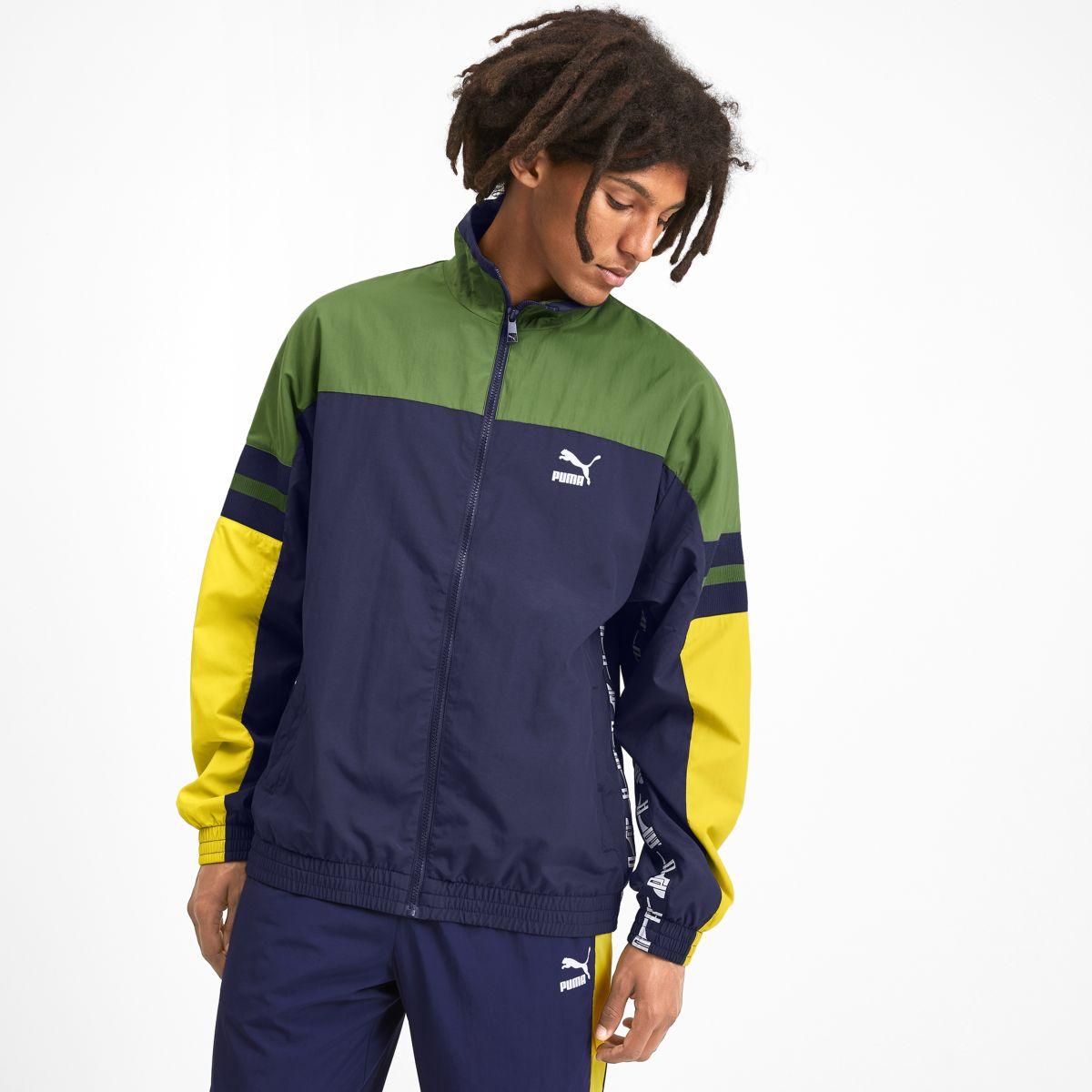 Толстовка PUMA XTG Woven Jacket цена
