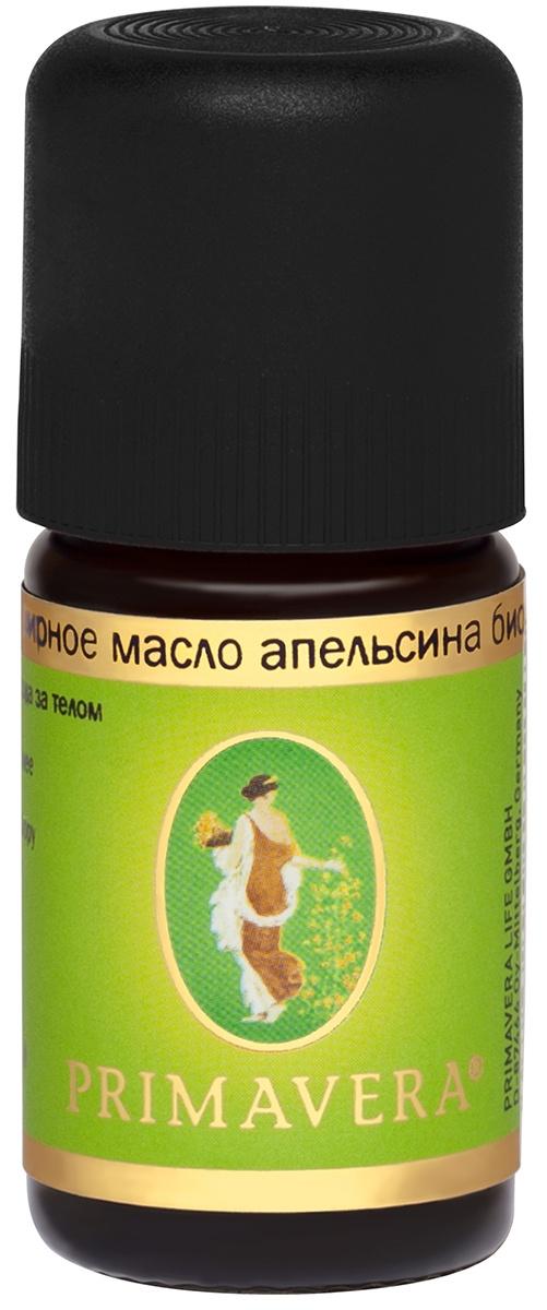 Эфирное масло Primavera Life, апельсин био, 5 мл цена 2017