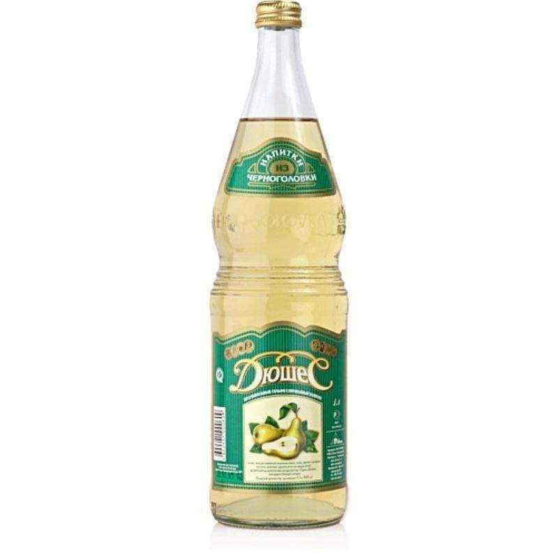 Газированный напиток Напитки из Черноголовки Дюшес (стекло), 0,5л (упаковка 12шт)