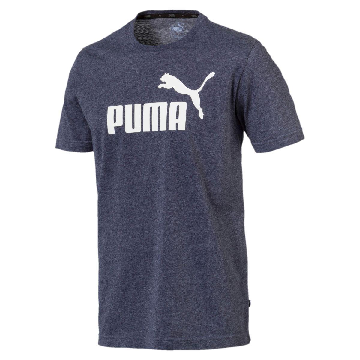 цены на Футболка PUMA Essentials+ Heather Tee  в интернет-магазинах