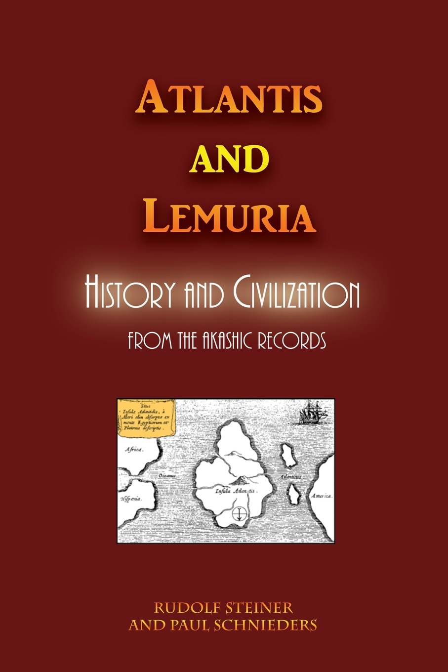 Rudolf Steiner Atlantis and Lemuria. History and Civilization hearts in atlantis
