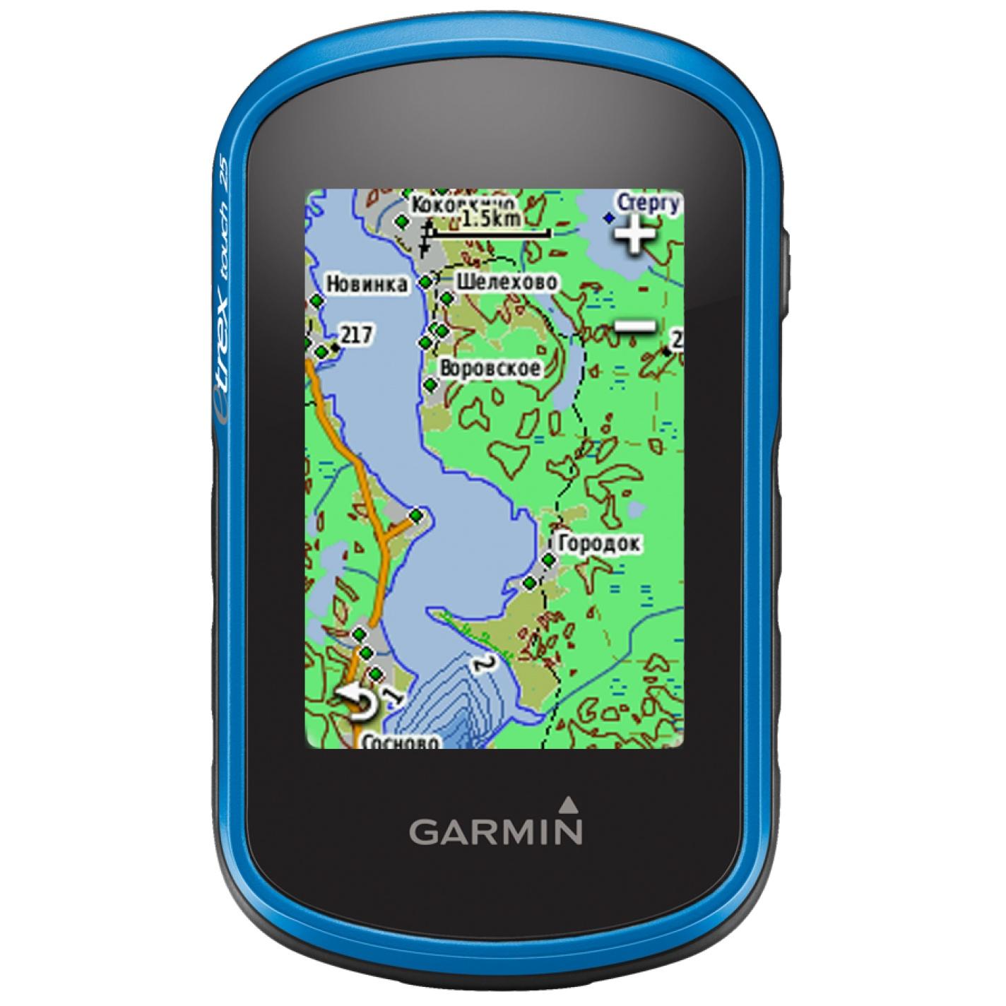 Навигатор Garmin eTrex Touch 25 Garmin
