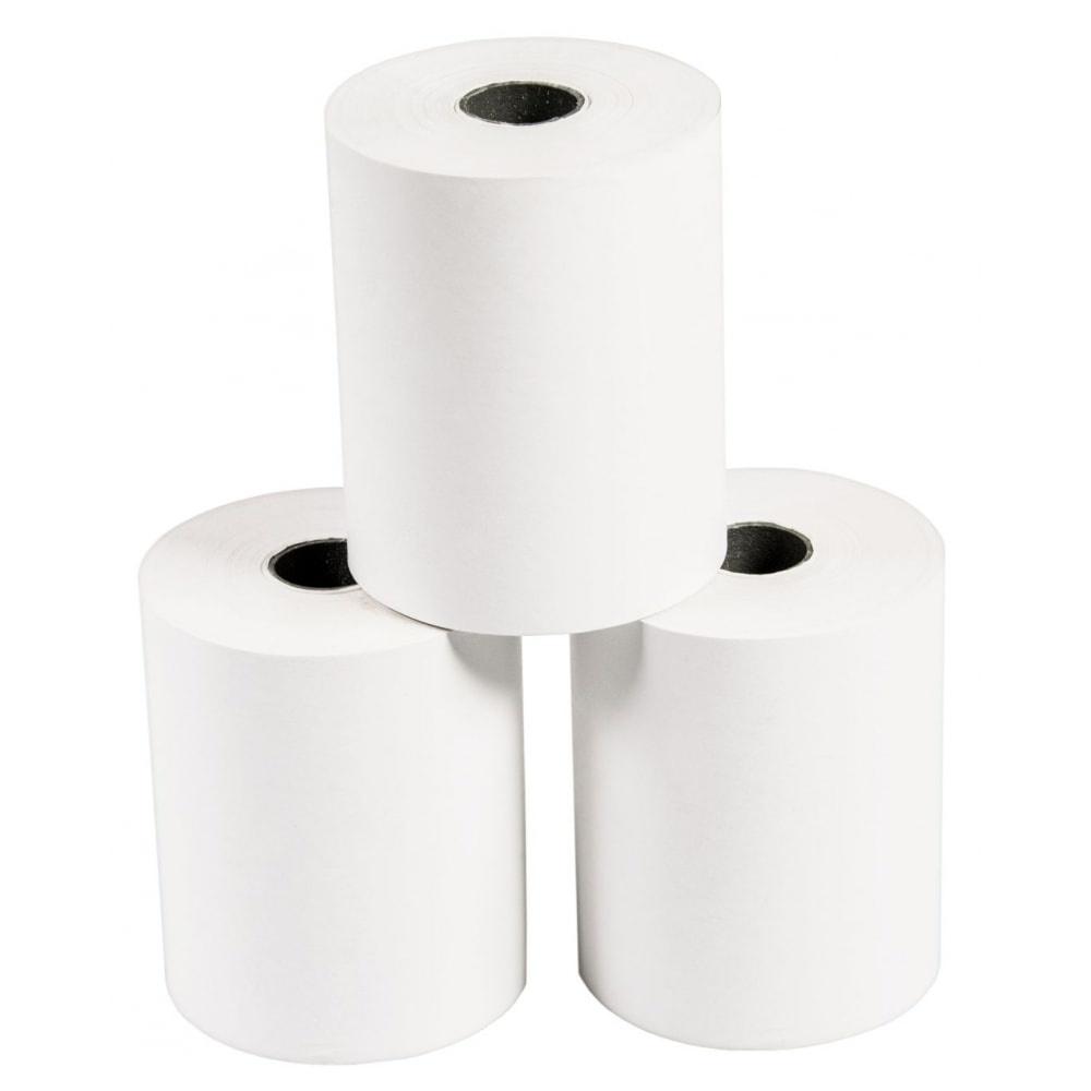 Упаковка чековой термочувствительной ленты Lux-Paper 80 мм, 80х18 70 м (8 шт)