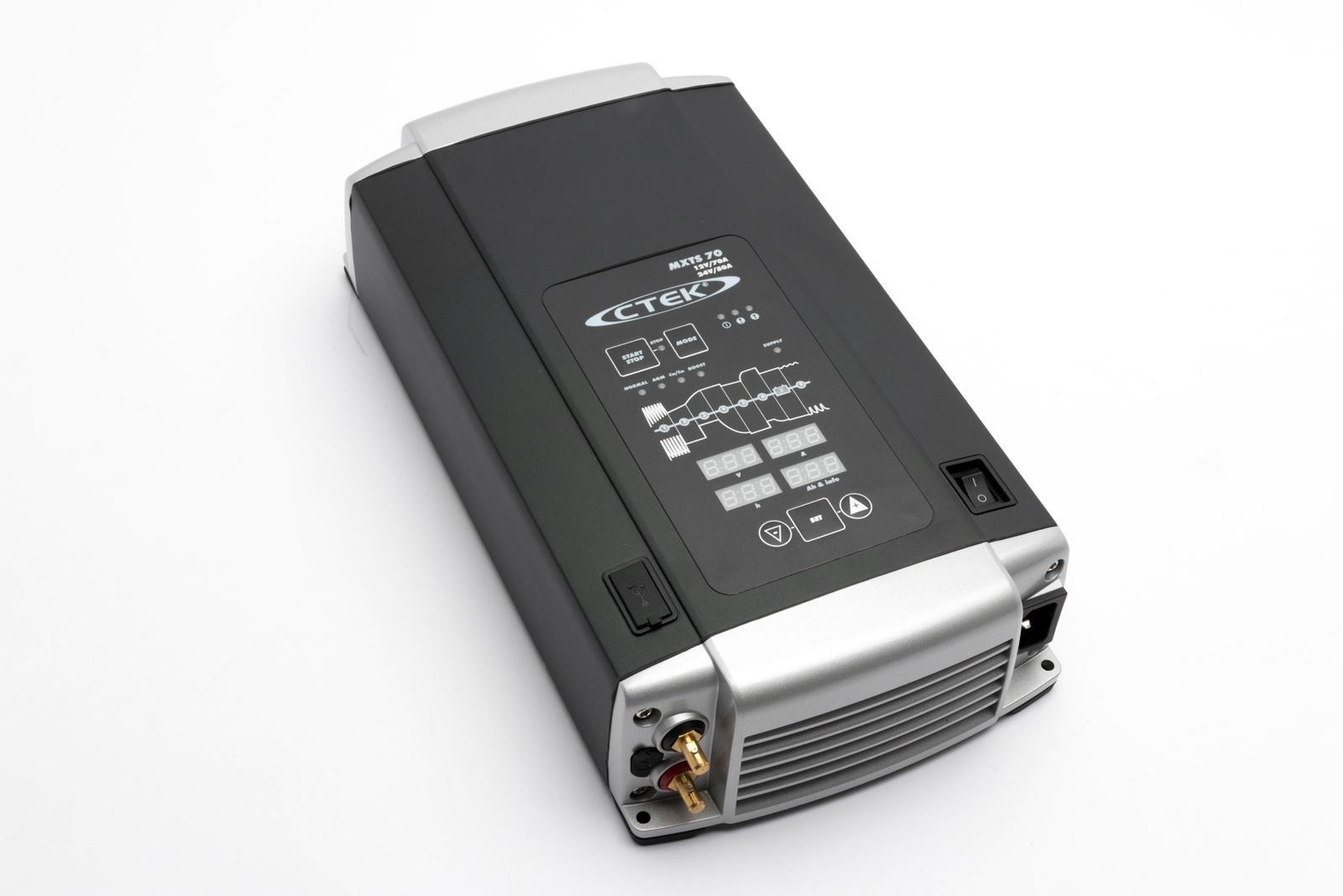 Зарядное устройство Ctek MXTS 70 50